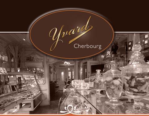 Patisserie Yvard , Yvard Cherbourg